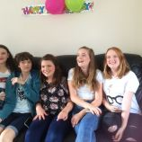 Girls pamper party Bournemouth