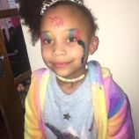 Unicorn face painting party poole