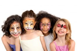 Childrens Traditional Pamper Party